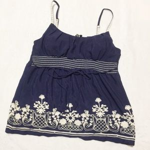 HeartSoul tank top with padding size XL